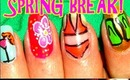 Spring Break Nails