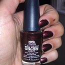 NYC In A New York Minute Quick Dry nail polish