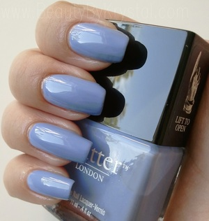 Butter London Sprog http://www.beautybykrystal.com/2012/08/butter-london-sprog.html