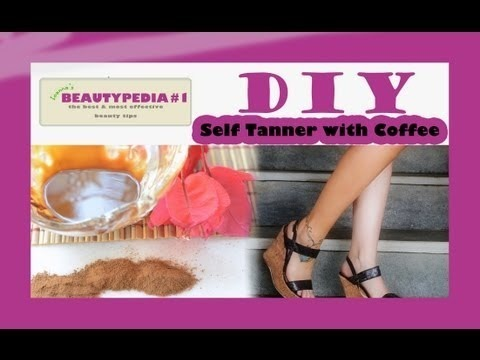 Beautypedia 1 Diy Self Tanner With Coffee Ioanna Lampropoulou