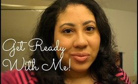Get Ready With Me - Work/Morning Edition