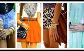 Summer Fashion trends 2012