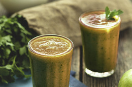 Juice Your Way … to Lots And Lots of Greens!
