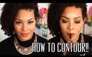 HOW to CONTOUR & HIGHLIGHT - 2 different ways!