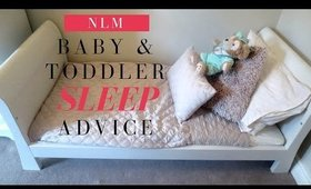 Parent Tips | Baby & Toddler Sleep Advice