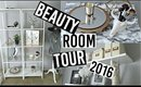 Beauty Room/Office Room Tour 2016!