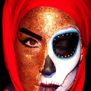 Two-Faced: Glamourous Skull