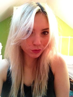 Going Platinum Blonde Beautylish