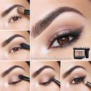 """Taupe Craze"" Smoked Out Cat Eye"