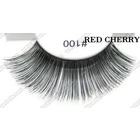 Red Cherry False Eyelashes #100