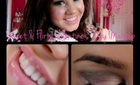 ♡Sweet & Flirty Valentine's Day Makeup Tutorial♡