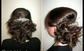 How To: Bridal Updo