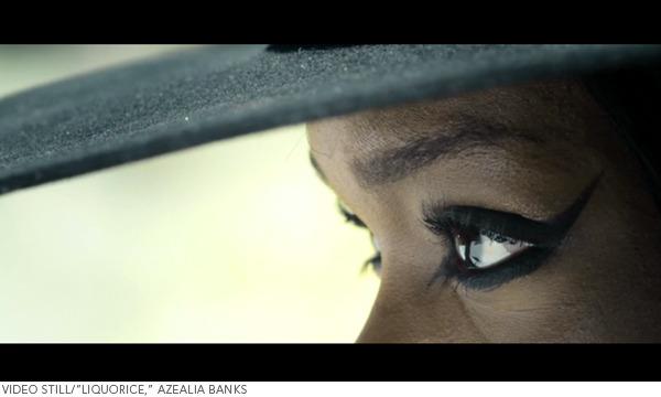 Video Still Azealia Banks Liquorice