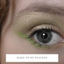 The Hunger Games series: District 11 makeup look