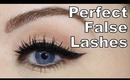 Perfect False Lashes Vintageortacky for SimplyBe