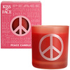 Kiss My Face Pomegranate Acai Peace Candle