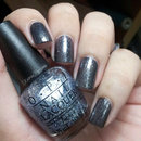O.P.I Fifty Shades of Grey Collection Mani