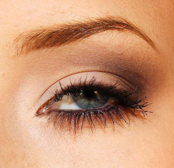 Daytime eye makeup tutorial