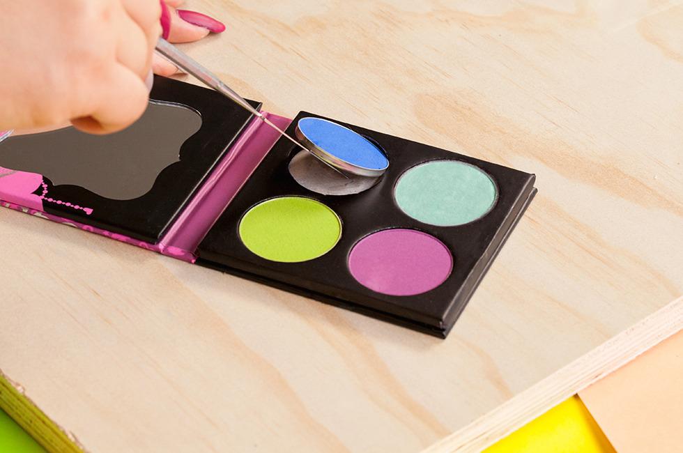 Customisation De Palette : Depotting Demystified: A Custom DIY Palette Is Easier Than You Think ...