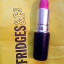 Mac Candy Yum Yum Lipstick.