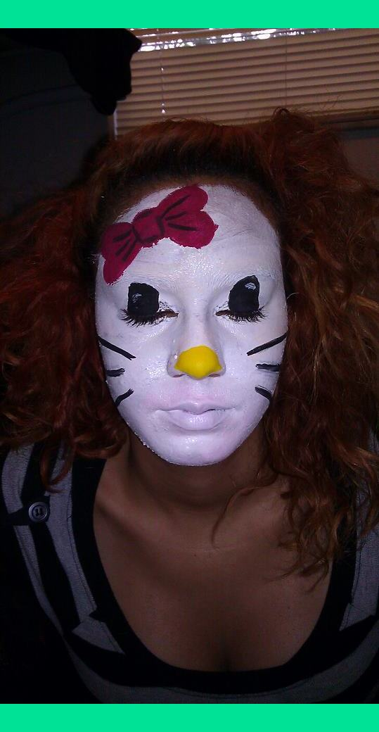 hello kitty makeup jessica ms jemzbeautykreationz