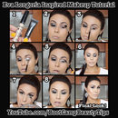 Eva Longoria Inspired Tutorial