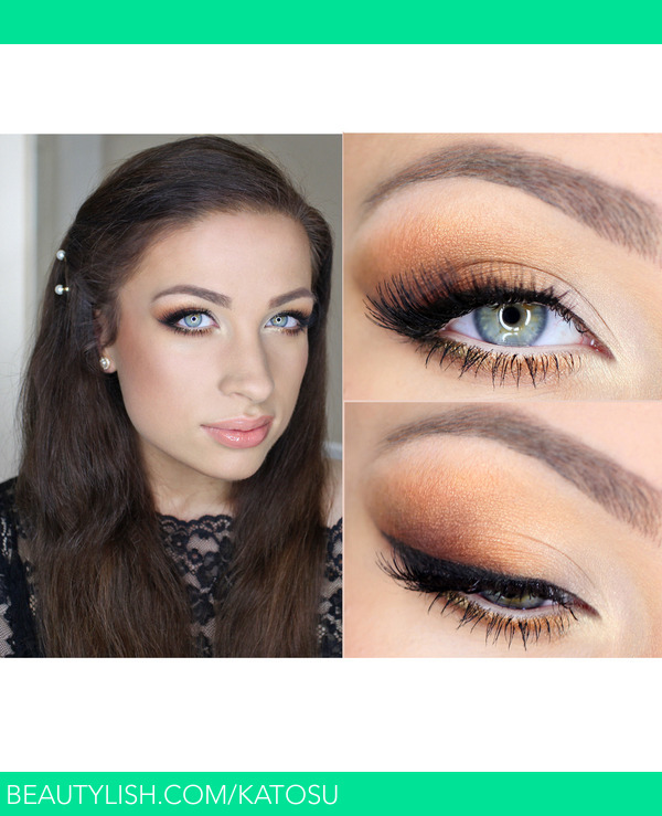 eyes Blue Prom prom up blue natural Makeup for Prom For makeup eyes  make brown Eyes