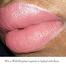 Wet n Wild Megalast Lipstick in Spiked With Rum