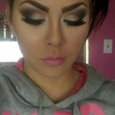 Cream Smokey Eye!