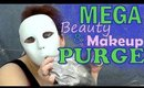 Mega Beauty/Makeup Declutter & Purge