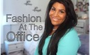 ♥ Fashion At The Office {Clothes, Makeup, & Accessories!} + Giveaway ♥