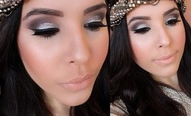 How To: Fall Night Glam | Carrie Underwood CMA 2013 inspired | NellysLookBook