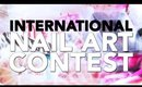 International Nail Art Contest ✩ PinkFlyingCow