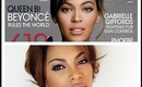 Beyonce Vogue Magazine makeup Tutorial