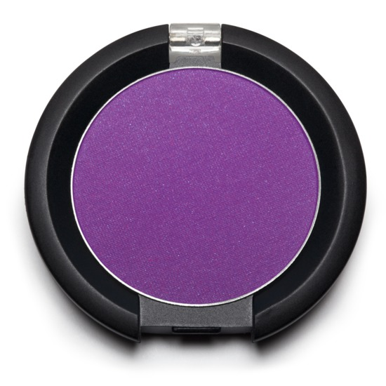Pressed Eyeshadow in Poison Plum product smear.