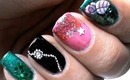 2014 New Years Nails Nail polish designs Latest Cute Nail Art Ideas DIY Video Tutorial Design Nails