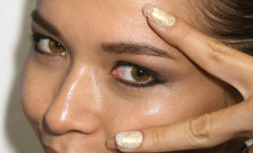 Joanna Mastroianni Nails, New York Fashion Week S/S 2012