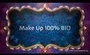 Make Up 100% Bio ou presque / Miss Coquelicot