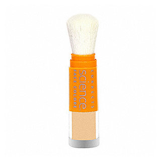 Colorescience Problem Skin Mineral Finishing Powder Brush-Middle Ground