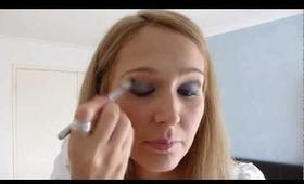 Kim Kardashian inspired simple smokey eyes tutorial - Beauty Heaven Blog Star entry