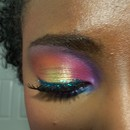 To the Capitol: Hunger Games Inspired Look