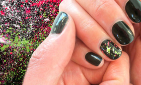 How-To: Splatter Nails