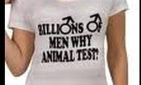 Companies that DON'T test on animals.