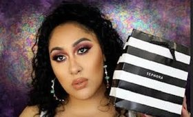 Ulta + Sephora Makeup Haul| Lorac| Becca | HelloJessenia