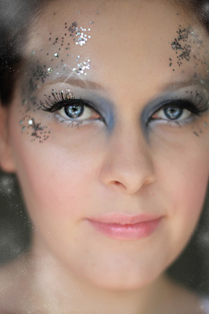 Winter Fairy MakeUp  ♥ 3