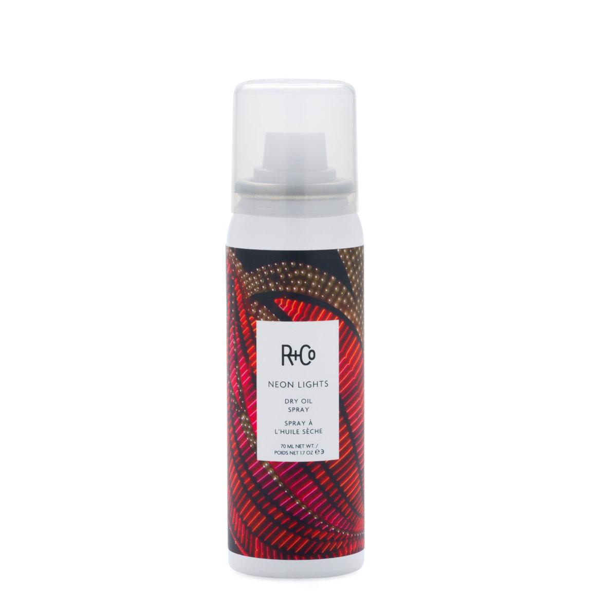 R+Co Neon Lights Dry Oil Spray 1.7 fl oz alternative view 1 - product swatch.
