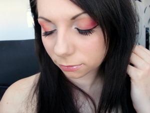my Valentine´s make up ♥