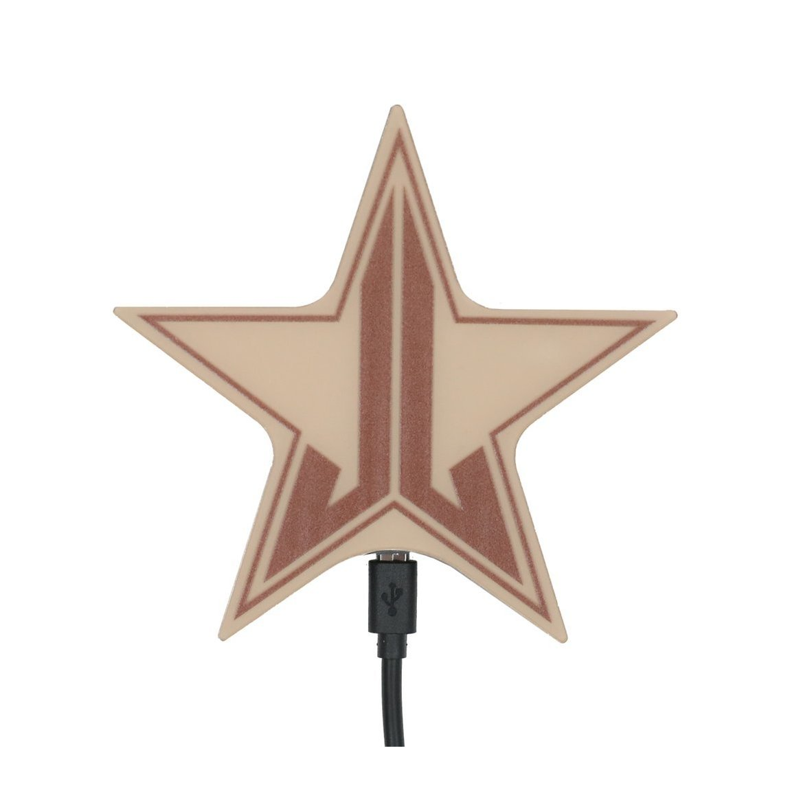 Jeffree Star Cosmetics Star Nude Wireless Charger product swatch.