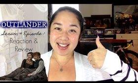 Outlander - Season 4 Episode 1 WE'RE BACK | Reaction & Review #Outlander