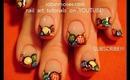 m&m design: robin moses nail art tutorial